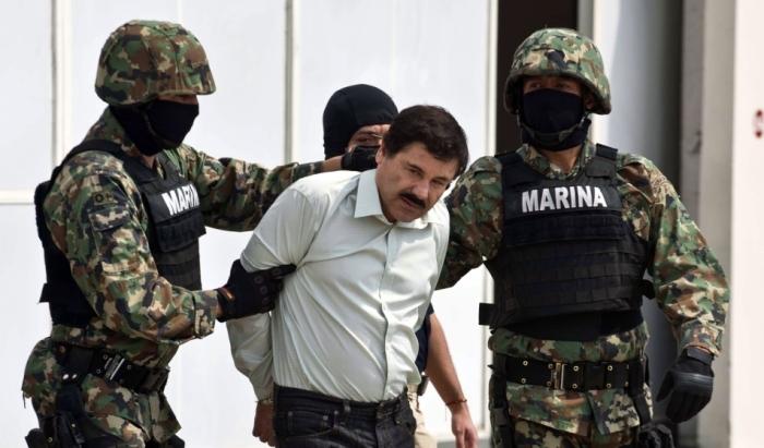 Cae Joaquín Guzmán Loera. (Tomada de CNN)