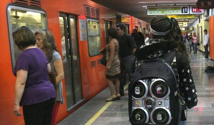 Vagoneros-en-el-Metro-del-DF