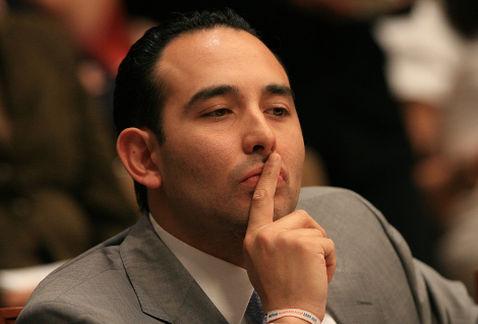 Roberto Gil Zuarth, Presidente del Senado de la República.