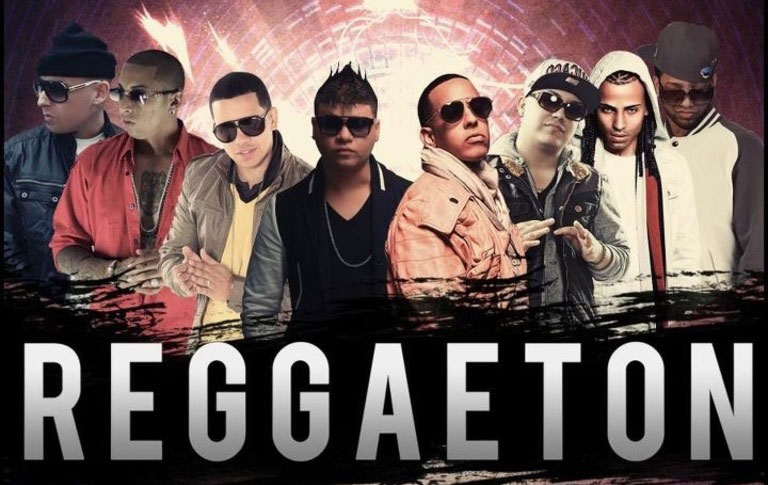 El fenomeno del reggaeton